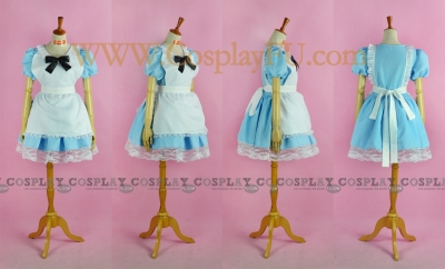 Alice Costume (3rd) from Alice in Wonderland