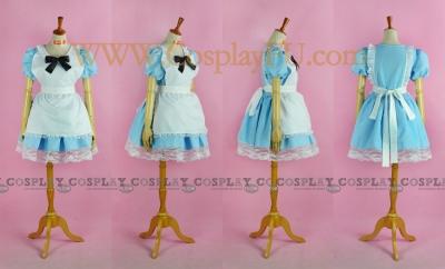 Alice Costume (3rd) from Alice in Wonderland