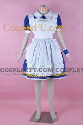 Alice Costume from Alice in the Country of Hearts