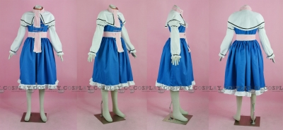 Alice Margatroid Cosplay Dress from Touhou Project