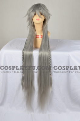 Alice White Cosplay Wig from Pandora Hearts