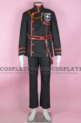 Allen Cosplay Uniform 3rd from D.Gray-Man