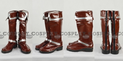 Allen Shoes (B022) from D Gray Man