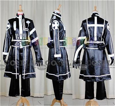 Allen Walker Costume 2nd from D.Gray-Man
