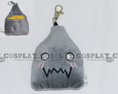 Alphonse Purse (Grey) from Fullmetal Alchemist