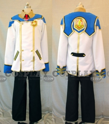 Alseif Cosplay from Chrome Shelled Regios