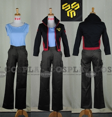 Alto Costume (SMS 24-C06) from Macross Frontier