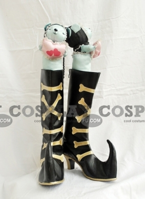 Amaimon  Shoes (C127) from Blue Exorcist