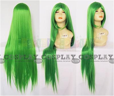 Amber Wig from Darker than BLACK