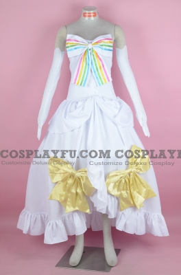Amu Cosplay (Amulet Fortune) from Shugo Chara