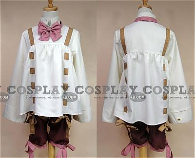Anel Cosplay Dress from Zettai Fukuju Meirei