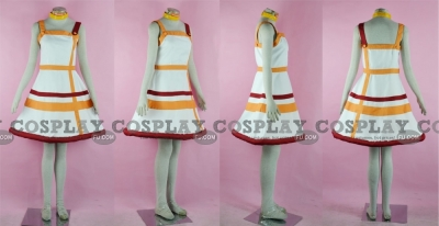 Anemone Cosplay from Eureka Seven