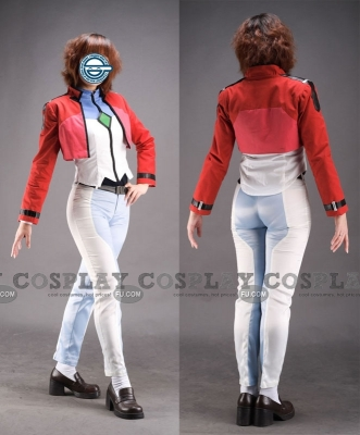 Anew Cosplay (2-258) from Gundam 00