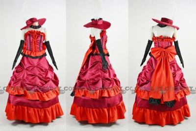Angelina Costume (Party Dress) from Kuroshitsuji