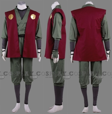 Jiraiya Cosplay (1-589) from Naruto