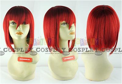 Angelina (Madam Red) Wig from Kuroshitsuji