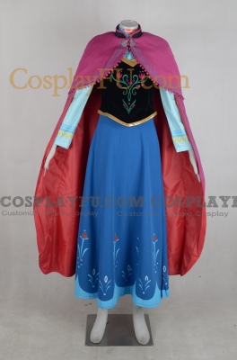 Anna Costume (3rd) from Frozen
