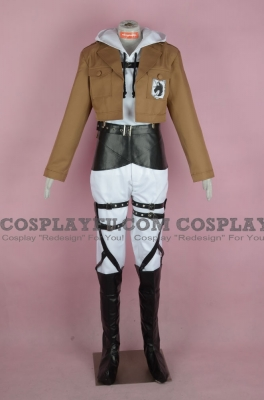 Annie Cosplay (Military Police) from Attack On Titan