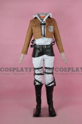 Annie Cosplay (Survey Corps) from Attack On Titan