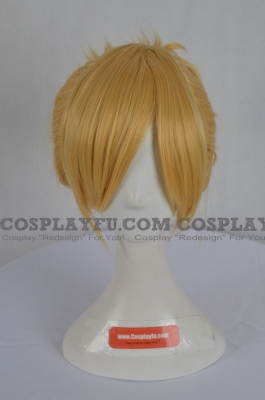 Annie Wig from Attack On Titan