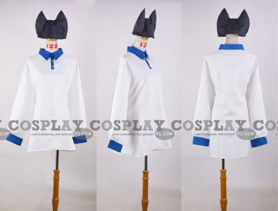 Ao Cosplay from Yozakura Quartet