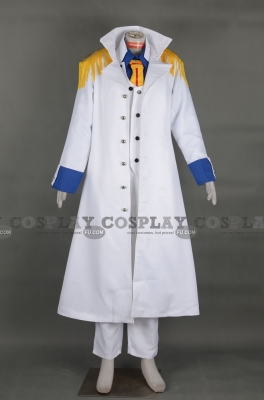 Aokiji Cosplay from One Piece