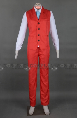 Justice Costume from Ace Attorney