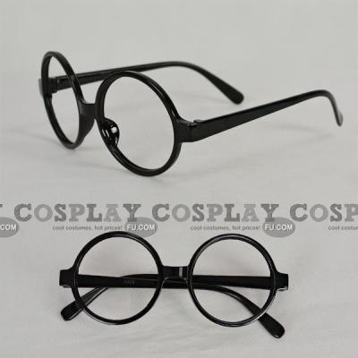 Arale Glasses from Dr.Slump