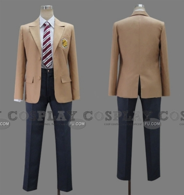 Arata Cosplay (Uniform) from Arata The Legend