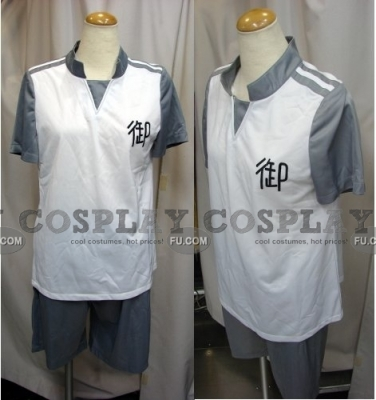 Arata Cosplay Costume from Inazuma Eleven