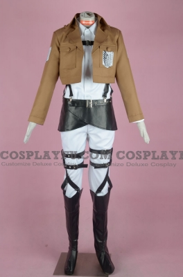 Armin Cosplay (Recon Corps) from Attack On Titan