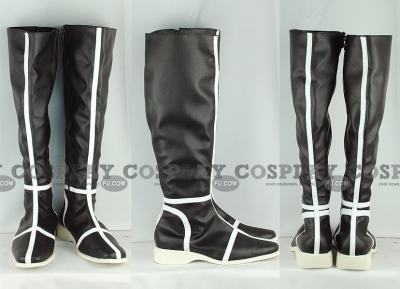 Arrancar Shoes from Bleach