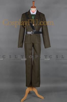 Arthur Costume (United Kingdom) from Axis Powers Hetalia