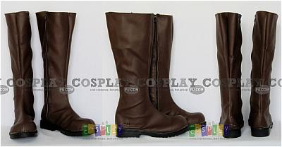 Arthur Shoes (United Kingdom) from Axis Powers Hetalia