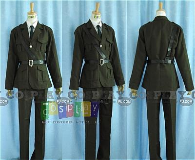 Arthur Costume (United Kingdom) from Axis Powers Hetalia