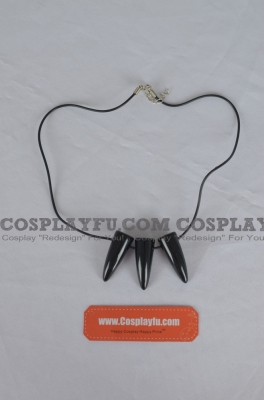Asakur Necklace from Shaman King