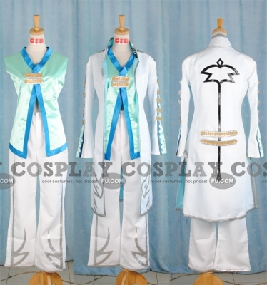 Asbel Cosplay from Tales of Graces