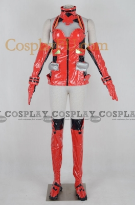 Asuka Cosplay (Racing Suit) from Neon Genesis Evangelion