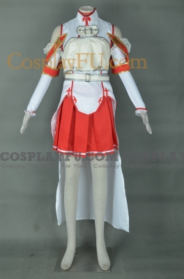 Asuna Cosplay from Sword Art Online