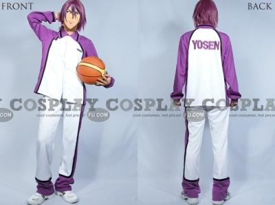 Atsushi Cosplay from Kuroko's Basketball