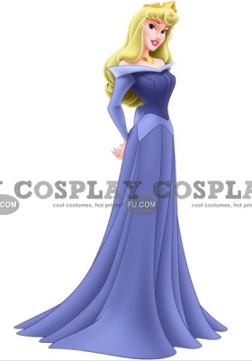 Aurora Cosplay (Blue) from Sleeping Beauty