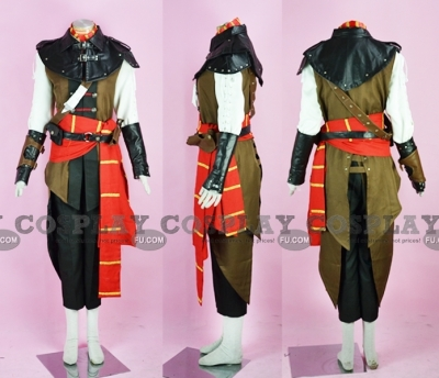 Aveline Cosplay from Assassin's Creed III:Liberation