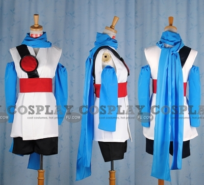 Ayame Cosplay from Gin Tama