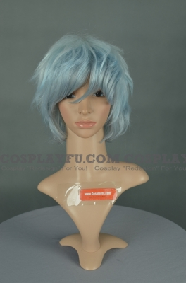 Ayanami Cosplay Wig from 07 Ghost