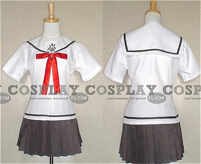 Ayumi Cosplay (School Uniform) from Hatsukoi Limited