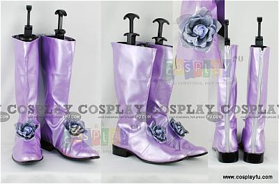 Barasuishou Shoes from Rozen Maiden