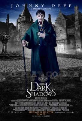 Barnabas Cosplay from Dark Shadows