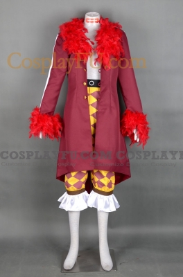 Bartolomeo Cosplay from One Piece