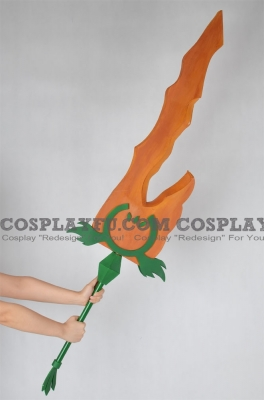 Battle Bunny Riven Sword from League of Legends