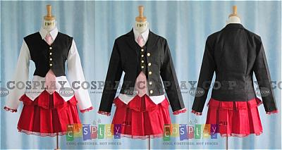 Beatrice Cosplay from Umineko no Naku Koro ni